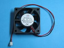 1 pcs Brushless DC Cooling Fan 12V 6020S 7 Blades 60x60x20mm Sleeve-bearing 2pin