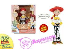 """TOY STORY SIGNATURE COLLECTION Talking JESSIE 14"""" Cowgirl Disney Pixar Thinkway"""