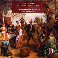 Gervaise / Accademia - Danza a stampa del rinascimento europeo [New CD]