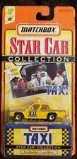 Matchbox Star Car Collection TAXI Sunshine Cab #804 -  Series 1 1997 - New