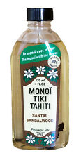 NEW Monoi Oil Sandalwood 4oz FROM HAWAII Monoi