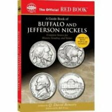 The Official Red Book: A Guide Book of Buffalo and Jefferson Nickels