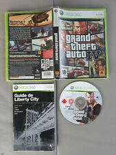 Jeu Grand Theft Auto IV ( GTA ) pour Xbox 360
