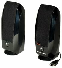 Logitech USB Connectivity Speakers with Digital Sound for Mac Laptop Desktop PC