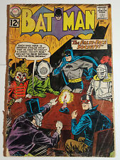 BATMAN # 152 The False-Face Society 1962 Silver age DC