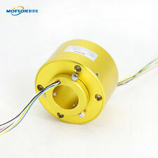 MT2069 MOFLON SLIP RING WITH BORE SIZE 20mm,12 wires/5A each,compact slip ring