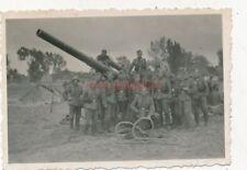 Foto, Eindrücke aus dem Einsatz in Polen 1939, Geschütz (N)19997