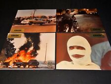 CRASH  jeu photos LUXE cinema lobby cards fantastique