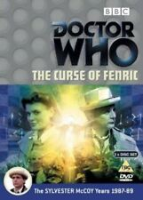 Doctor Who The Curse of Fenric (Sylvester McCoy) New 2xDVDs R4