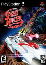 Speed Racer: The Videogame - Playstation 2 Game Complete