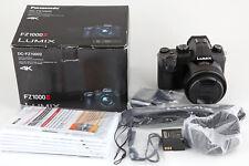 Panasonic LUMIX DMC-FZ1000 II 20.1 MP Bridgekamera, Digitalkamera
