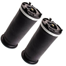 Pair Air Suspension Bag For 2004 06 2008 Hummer H2 Sport Rear Air Spring Bellows