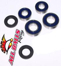 88-02 Kawasaki Klf220 Bayou 220 All Balls Front Wheel Bearings Seals (2) 25-1088