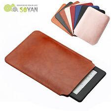 Matte Ultra Slim PU Leather Sleeve Case Cover for Amazon Kindle Paperwhite WiFi