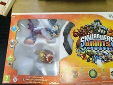 Skylanders Giants Starter Pack Wii