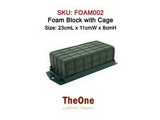 2 x Oasis Wet Foam Block with Cage (For Fresh Flowers)