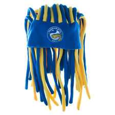 PARRAMATTA Eels NRL Polar Fleece Dreadlock Fun Hat