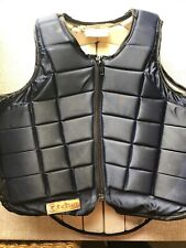 Racesafe RS2010 Body Protector, Child's XL Short Back Navy