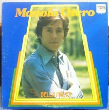 BELLA MUJER manolo otero LP VG+ DLIS-6911 Latin 1976 Record RARE