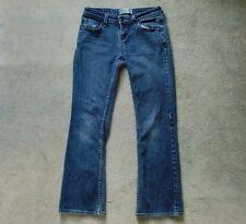 Women's Levi's Signature Low Rise Boot Cut Blue Stretchy Misses Size 4M W30 L29