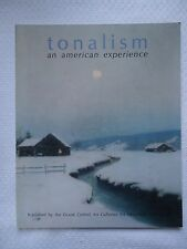 Tonalism An American Experience Grand Central Art Galleries  (1982, Paperback)