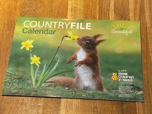 BBC Countryfile Calender 2021 Brand New.