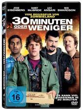 30 Minuten oder weniger (2012)DVD mit Vermietrecht-Komödie mit Jesse Eisenberg