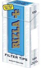 Rizla Ultra Slim Filter Tips 120's X 20