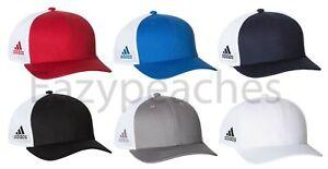ADIDAS GOLF Men's Adjustable Mesh Back Trucker Cap, UNISEX SIZES, Baseball Hat