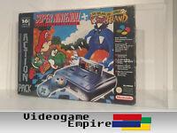 1x Schutzhülle für Super Nintendo SNES Konsole OVP Verpackung Hülle Karton Small