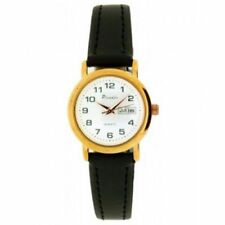 Gold Plated Case Adult Not Water Resistant Wristwatches