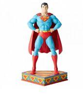SALE NEW Man of Steel Superman Silver Age Figurine DC Comics Superman