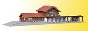 kibri 36703 Spur Z Bahnhof Chateau d'Oex #NEU in OVP#