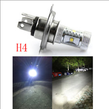 Motorcycle H4 9003 HB2 30W 6000K Super Bright 6 LED Bulb High Low Beam Headlight