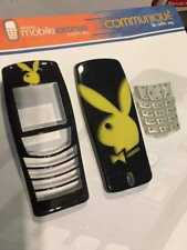 Nokia 6100 Playboy Bunny Front & Rear Covers plus Keypad. Brand New in packaging