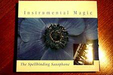 Instrumental Magic - The Spellbinding Saxophone  -  Used - VG
