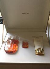 NEW Rare L'Instant De Guerlain Woman Gift Set 50ml EDP + 5ml EDP + Lotion LAST 1