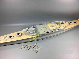 WOODEN DECK Set  1/200 HMS HOOD Trumpeter WWII British Navy Battlecruiser 3710