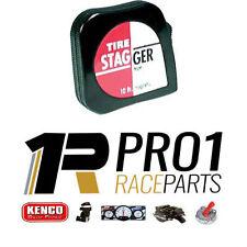 Tire Tyre Stagger Tape Measure Wingless Sprint Sprintcar Speedway Speedcar Midge