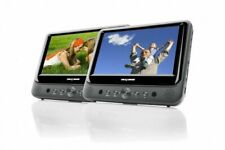 Nextbase SDV48AC Twin 7-inch Portable DVD Players with headrest mounts