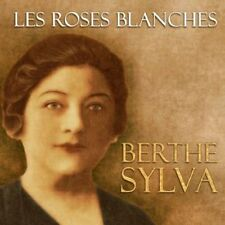 CD Berthe Sylva - Les Roses blanches - 2 CD Set / IMPORT