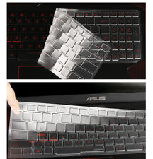 Laptop Clear Tpu Keyboard cover For New ASUS GL553 GL553VD GL553VE GL553VW 15.6""