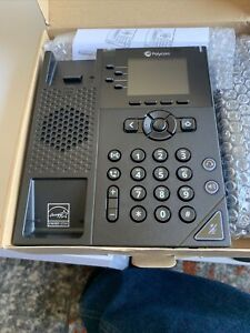 Polycom VVX 250 4-line Desktop Business IP Phone NEW BOXED