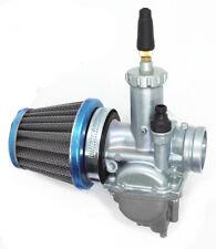 Carburetor + Air Filter For Kawasaki Bayou 220 250 KLF220A KLF250A