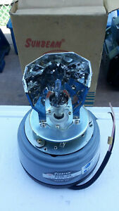 Sunbeam EH Series Rotating Beacon EHS-24 DC 24V 70W H1 (WITHOUT LENS)
