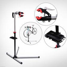 Bike Cycle Bicycle Repair Work Stand Maintenance Display Rack Tool Adjustable