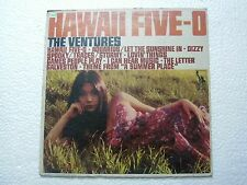 THE VENTURES HAWAII FIVE O RARE LP record vinyl INDIA INDIAN