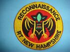 VIETNAM WAR PATCH, US 5th SF GROUP MACV SOG NEW HAMPSHIRE CCC