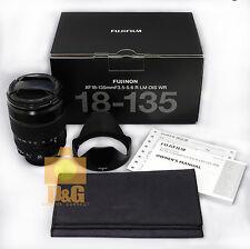 NEW BOXED FUJIFILM FUJINON XF 18-135mm F3.5-5.6 R LM OIS WR LENS