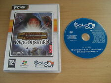 DRAGONSHARD PC DVD ROM IN MODO DRAGO FRAMMENTO Dungeons and Dragons-Veloce Post